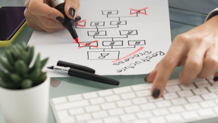 Restructuration d'entreprise, le secret de la réussite